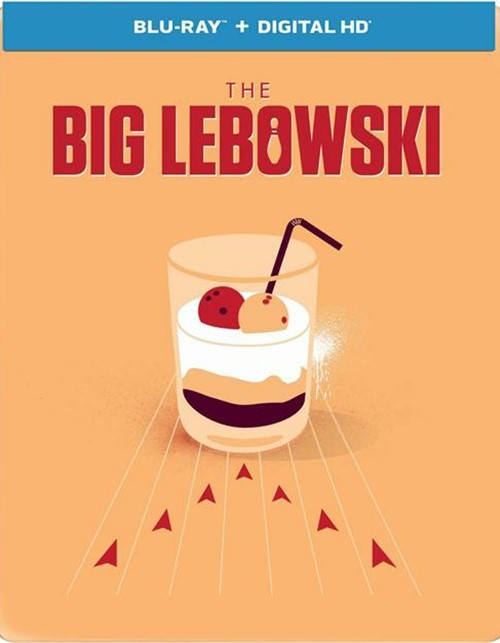 Big Lebowski, The (Steelbook + Blu-ray +  UltraViolet)