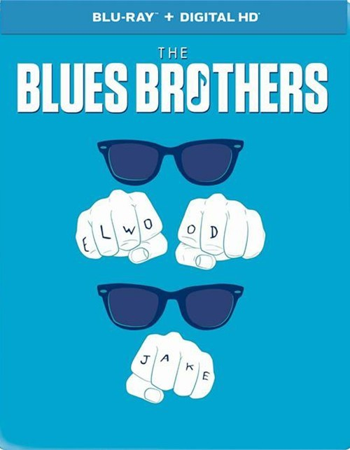 Blues Brothers, The (Steelbook + Blu-ray + UltraViolet)