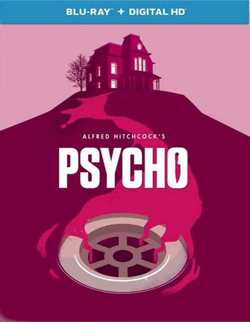 Psycho (Steelbook + Blu-ray + UltraViolet)