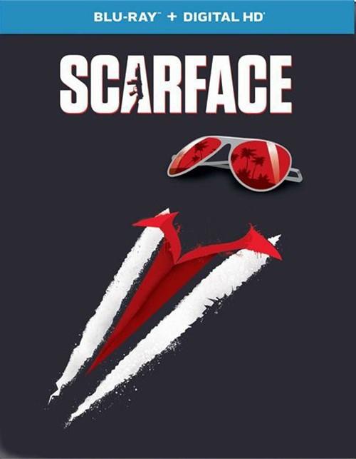 Scarface (Steelbook + Blu-ray + UltraViolet)