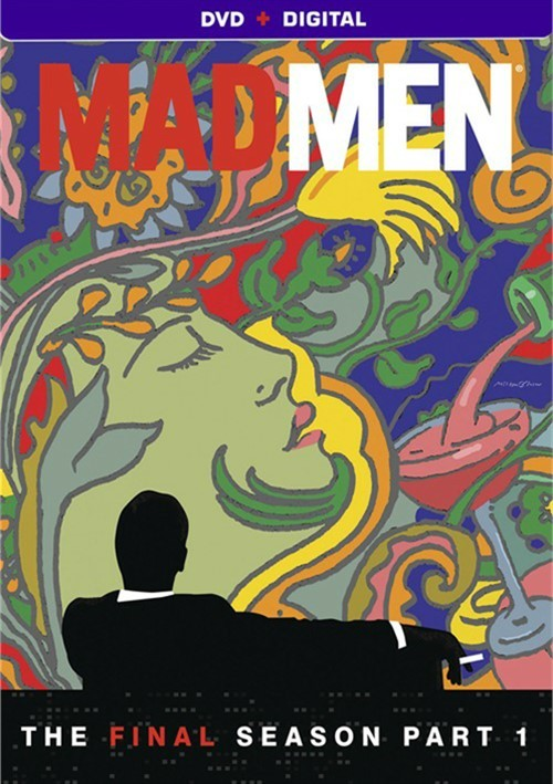 Mad Men: The Final Season - Part 1 (DVD + UltraViolet)