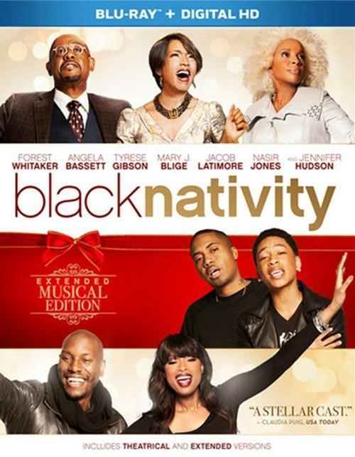 Black Nativity (Blu-ray + UltraViolet)