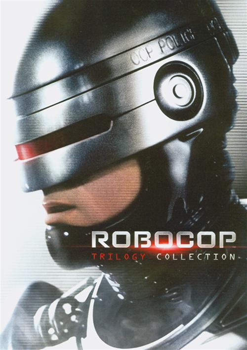 Robocop Trilogy (Repackage)
