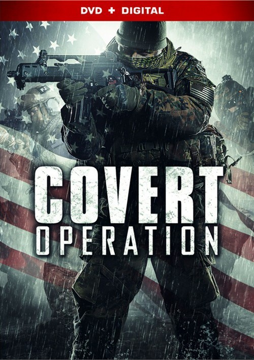 Covert Operation (DVD + UltraViolet)