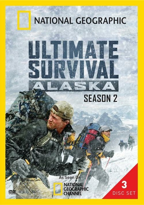 National Geographic: Ultimate Survival Alaska - Season Two