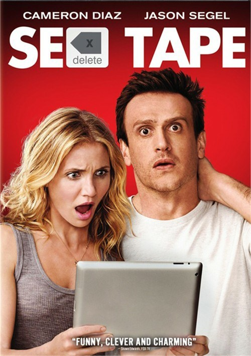 Sex Tape (DVD + UltraViolet)