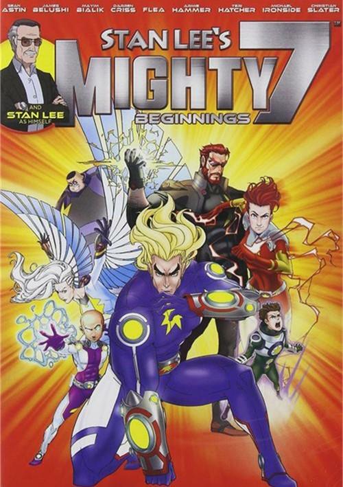 Stan Lees Mighty 7: Beginnings