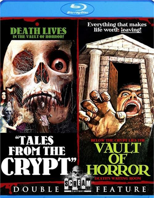Tales From The Crypt: Vault Of Horror Double Feature
