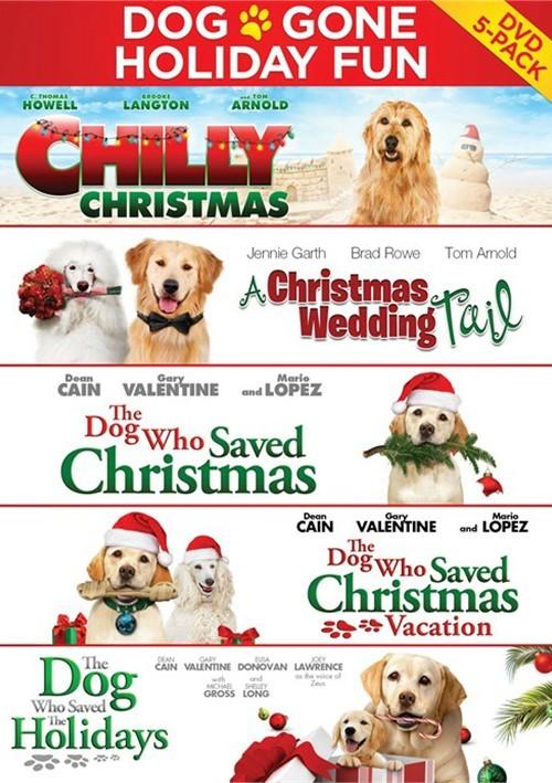 Dog-Gone Holiday Fun Giftset