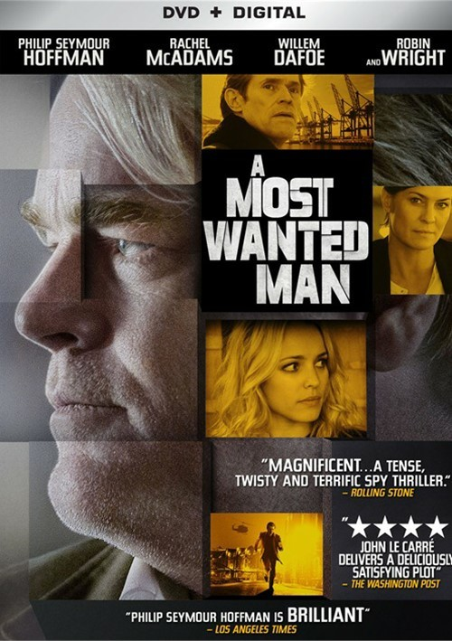 Most Wanted Man, A (DVD + UltraViolet)
