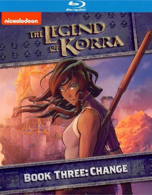 Legend Of Korra, The: Book Three - Change