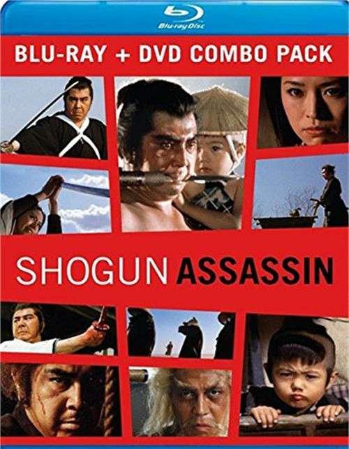 Shogun Assassin (Blu-ray + DVD Combo)