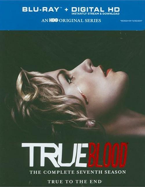 True Blood: The Complete Seventh Season (Blu-ray + UltraViolet)