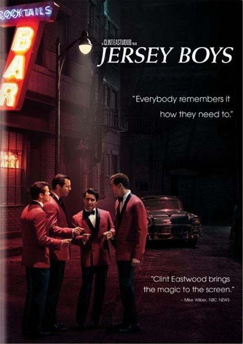 Jersey Boys (DVD + UltraViolet)