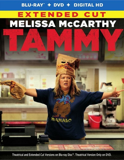 Tammy (Blu-ray + DVD + UltraViolet)