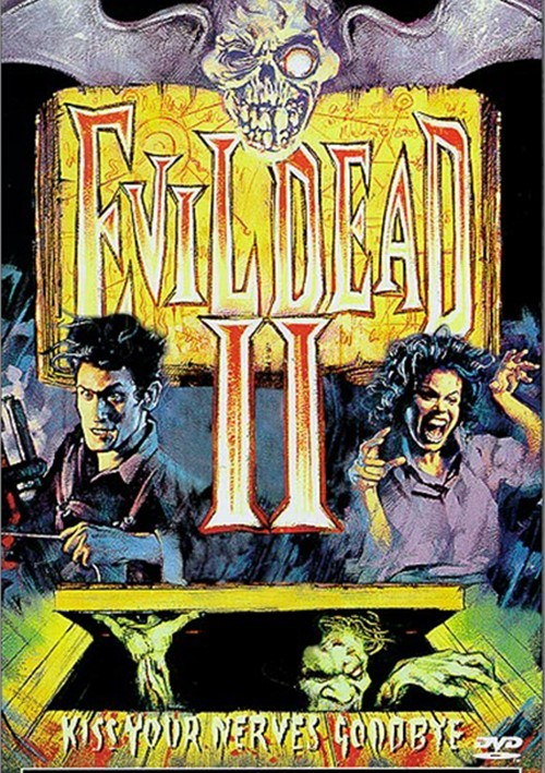 Evil Dead II: Limited Edition Tin