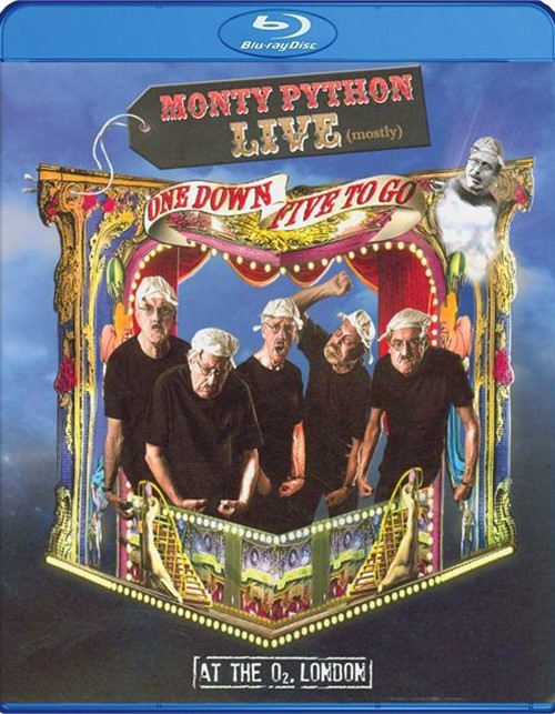 Monty Python Live (Mostly): One Down And Five To Go