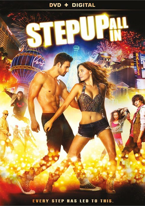 Step Up: All In (DVD + UltraViolet)