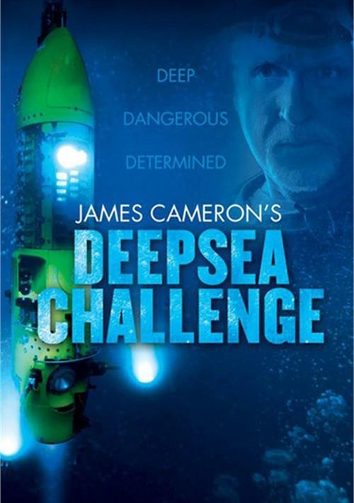 James Camerons Deepsea Challenge