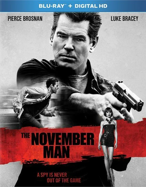 November Man, The (Blu-ray + UltraViolet)