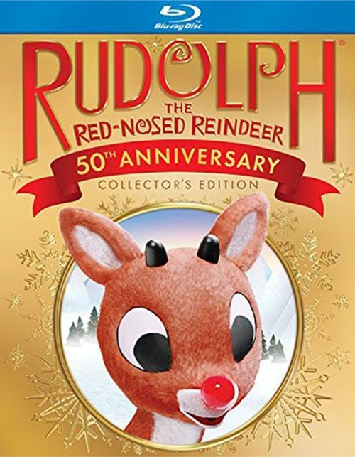 Rudolph The Red Nosed Reindeer: 50th Anniversary Collection