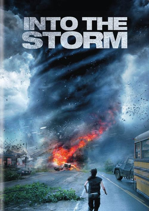Into The Storm (DVD + Ultra Violet)