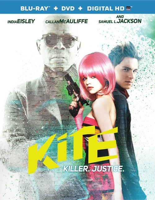 Kite (Blu-ray + DVD + UltraViolet)