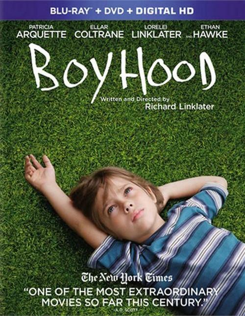 Boyhood (Blu-ray + DVD + UltraViolet)
