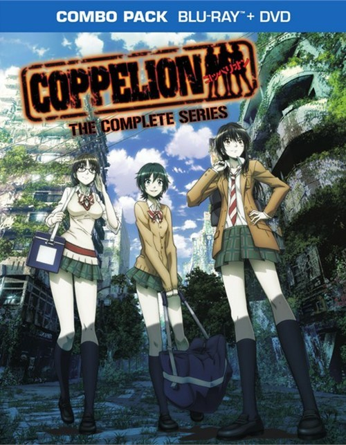 Coppelion: The Complete Series (Blu-ray + DVD Combo)