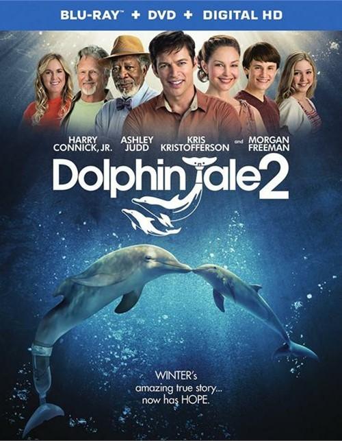 Dolphin Tale 2 (Blu-ray + DVD + UltraViolet)