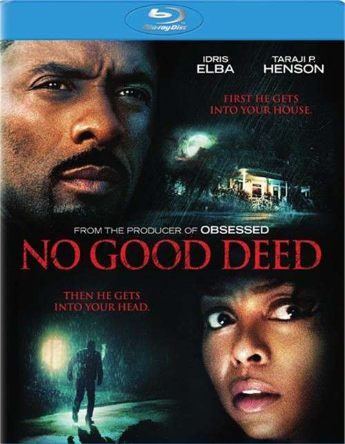 No Good Deed (Blu-ray + UltraViolet)