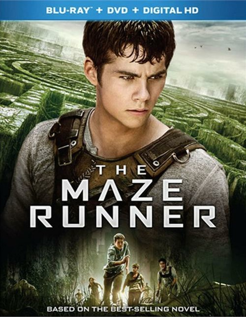 Maze Runner, The (Blu-ray + DVD + UltraViolet)