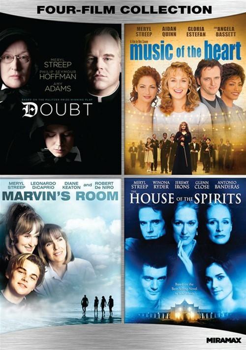 Meryl Streep 4-Film Set