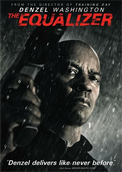 Equalizer, The (DVD + UltraViolet)
