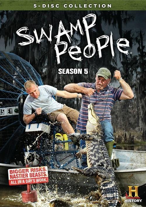Swamp People: Season Five