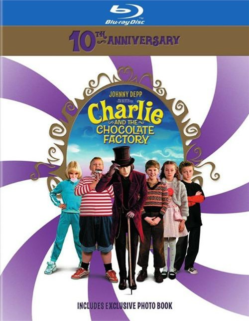 Charlie And The Chocolate Factory: 10th Anniversary