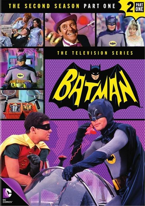 Batman: The Complete Second Season - Part One
