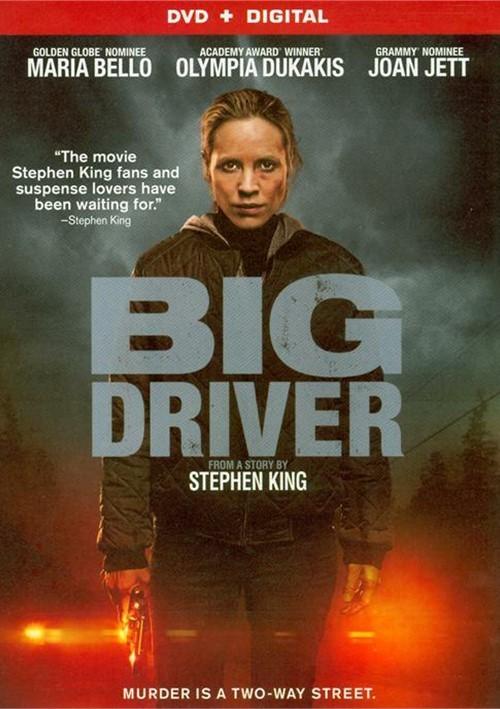 Big Driver (DVD + UltraViolet)