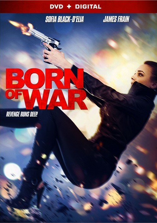 Born Of War (DVD + UltraViolet)