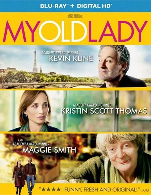 My Old Lady (Blu-ray + UltraViolet)