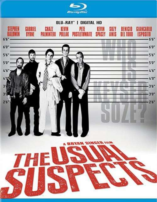 Usual Suspects, The: 20th Anniversary (Blu-ray + UltraViolet)