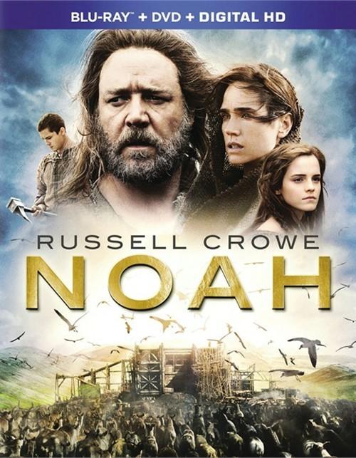 Noah (Blu-ray + DVD + UltraViolet)