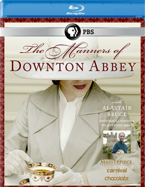 Masterpiece Manners Of Downton Abbey, The