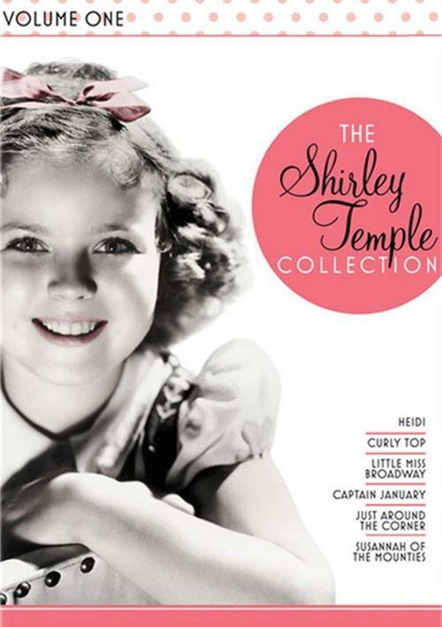 Shirley Temple Collection, The: Volume One