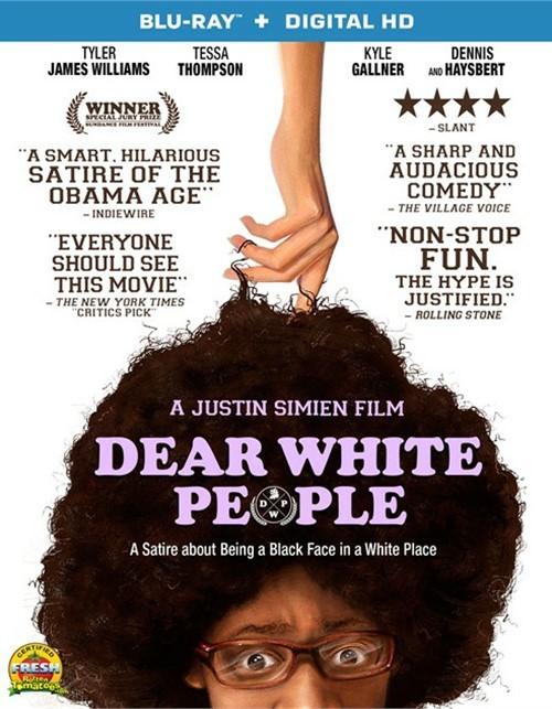 Dear White People (Blu-ray + UltraViolet)