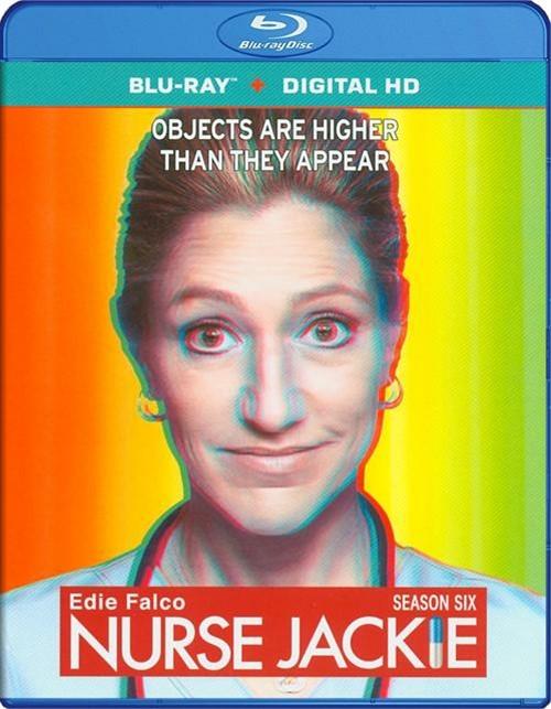 Nurse Jackie: Season Six (Blu-ray + UltraViolet)