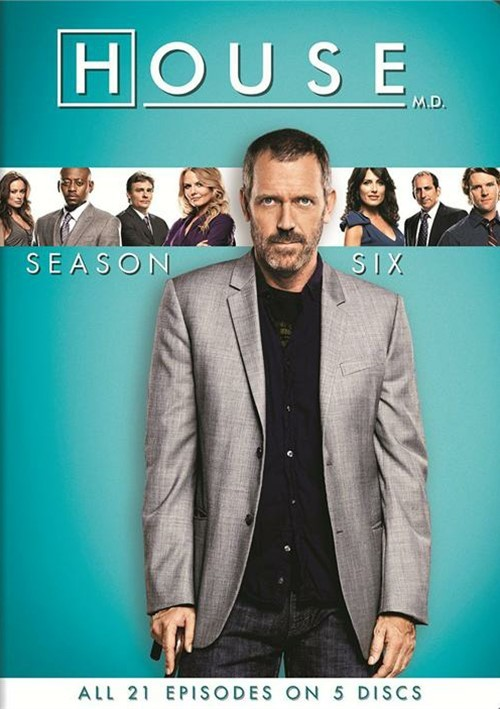 House: Season Six (Repackage)