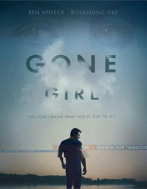 Gone Girl (Blu-ray + DVD + UltraViolet)