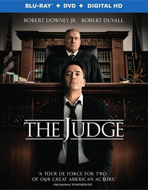 Judge, The (Blu-ray + DVD + UltraViolet)