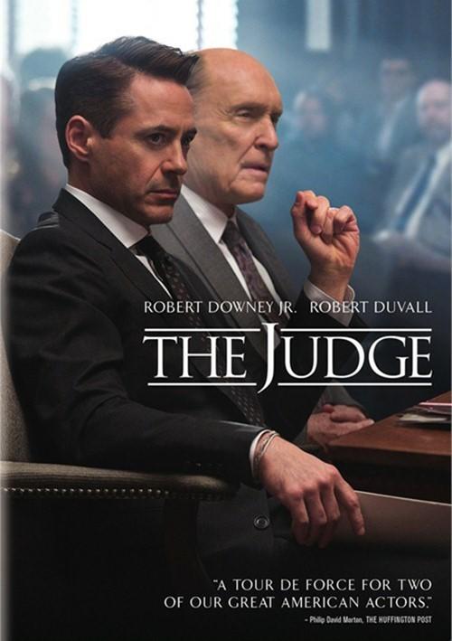 Judge, The (DVD + UltraViolet)